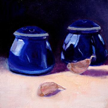 Ceramics for Condiments #1