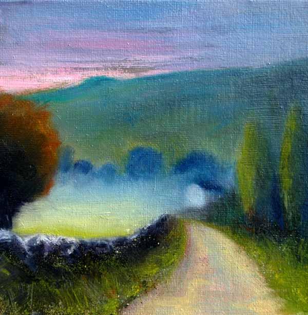 Evening Mist #41