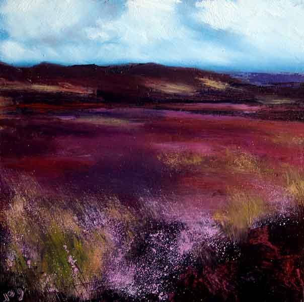 Bog Heather #124
