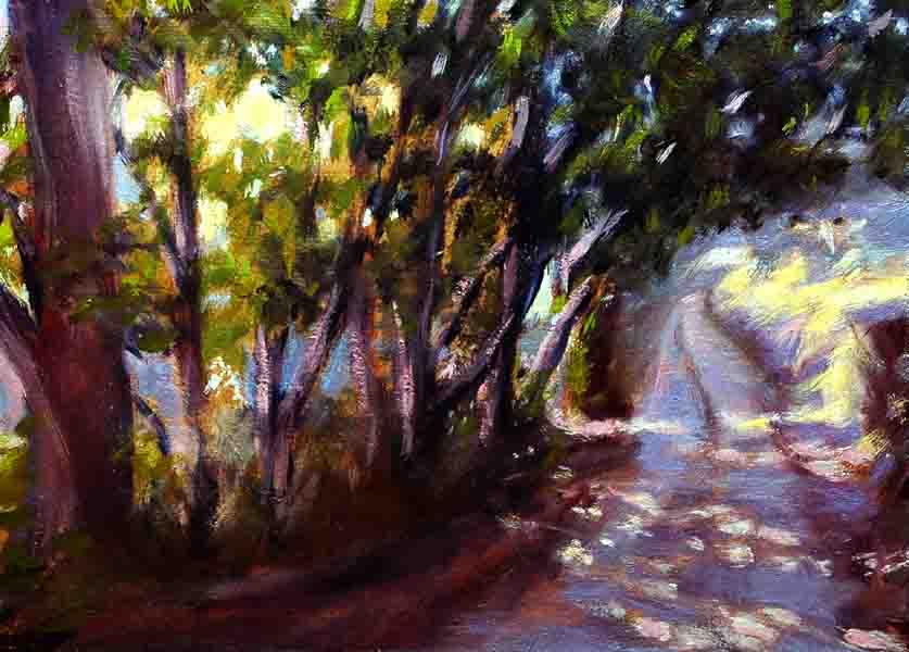 A Murmur in the Trees #64