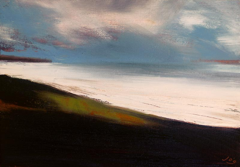 www.JohnOGradypaintings.com. Sea Squall