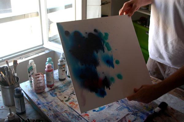 www.JohnOGradypaintings.com. PaintingDemo