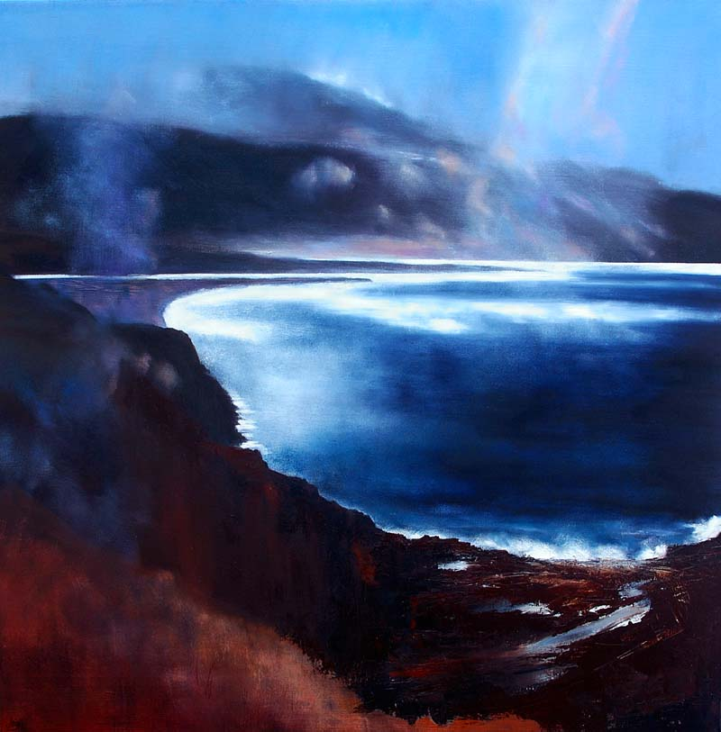 Moonlight On Water-JohnOGrady-www.johnogradypaintings.com