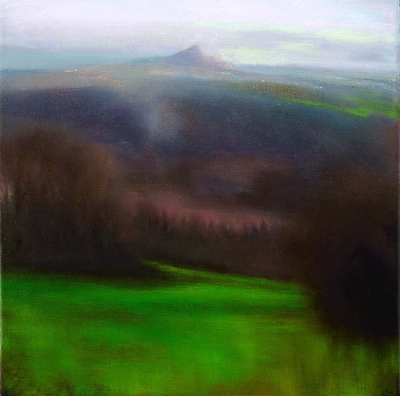 Autumn-Mist-on-the-Sugar-Loaf-JohnOGrady-www.johnogradypaintings.com