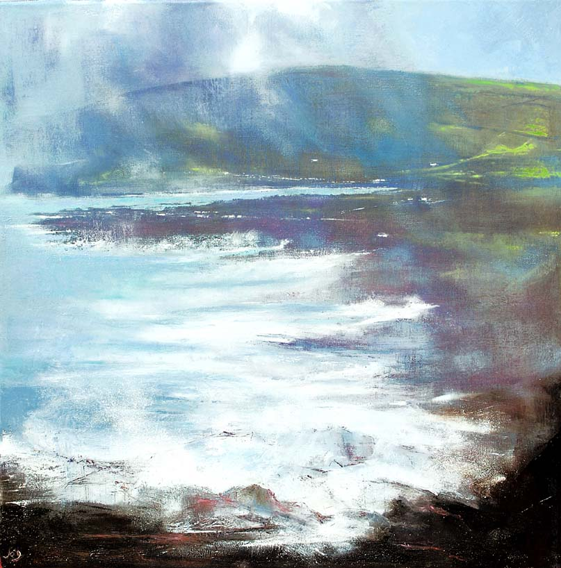 John O Grady Art-The Spirit-of-Water-III