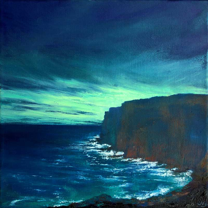 The Edge of the Deep Green Sea II #268